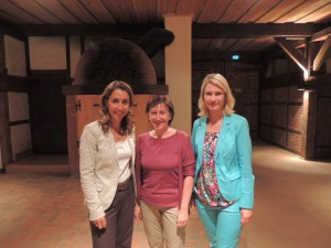 Mit Aydan Özoguz und Manuela Schwesig