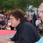 Brigitte Zypries und Manuela Schwesig